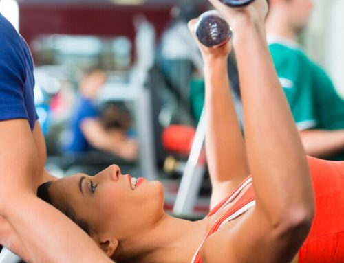 Give your fitness a boost with our new gym challenge